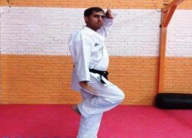 بیستمین دوره مسابقات کاراته قهرمانی کشور در همدان برگزار شد
