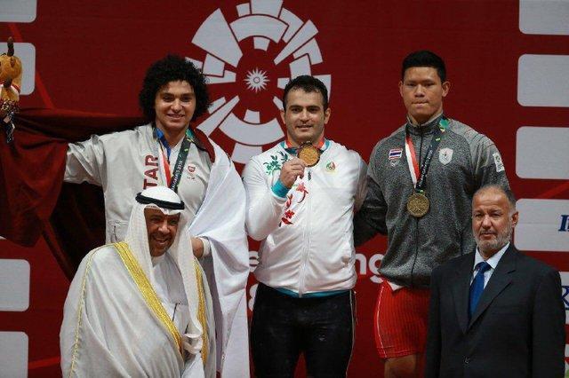 سهراب مرادی: جای طلای بازی های آسیایی در ویترین افتخاراتم خالی بود