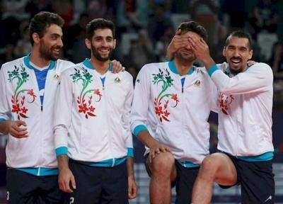 معافیت و سکه های طلا، آورده آسیایی برای والیبال