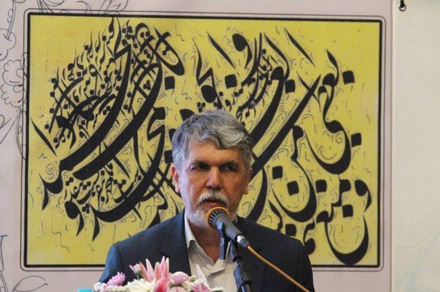 صالحی: خوش نویسی دریچه ای برای دیپلماسی با دنیا اسلام است