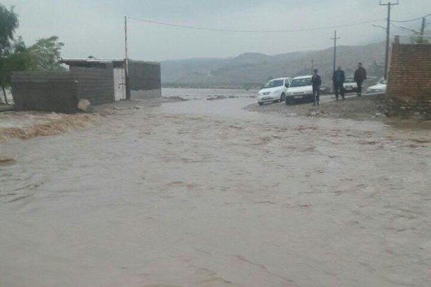امدادرسانی در 6 استان گرفتار سیل و آبگرفتگی، یک فوتی در خوزستان