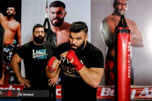 رییس سازمان ACA : قرارداد علی اکبری با UFC غیرقانونی است