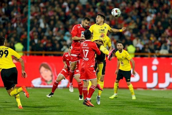 سومین الکلاسیکوی فوتبال ایران در 8 خرداد