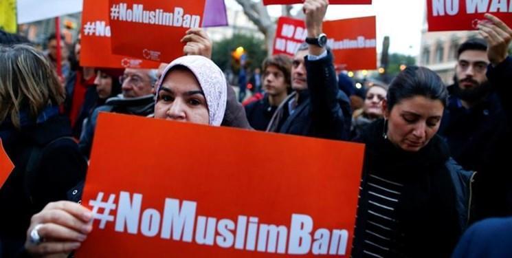 شکایت گروهی از ایرانی های مقیم آمریکا از دستور منع مسافرتی ترامپ