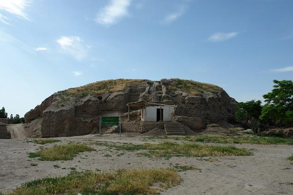 طرح معین عرصه و حریم تپه قلعه خان در خراسان شمالی بازنگری می شود