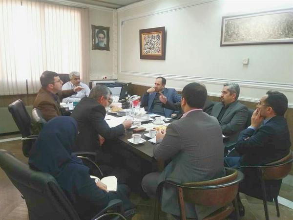 کار گروه تخصصی واگذاری امور اجرایی و قابل تصدی به تشکل های گردشگری در معاونت گردشگری کشور برگزار گردید
