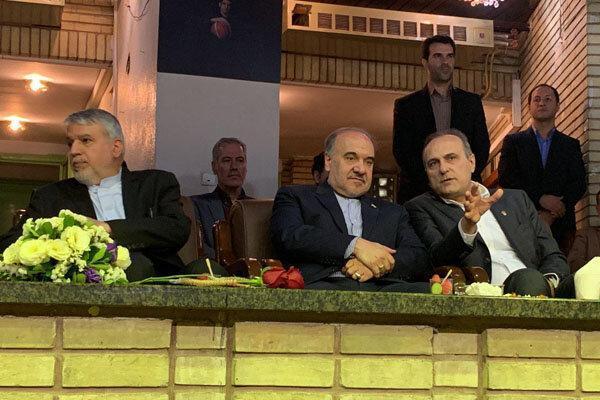 واکنش وزیر ورزش به استعفای مدیرعامل پرسپولیس و اظهارنظر عجیب تاج