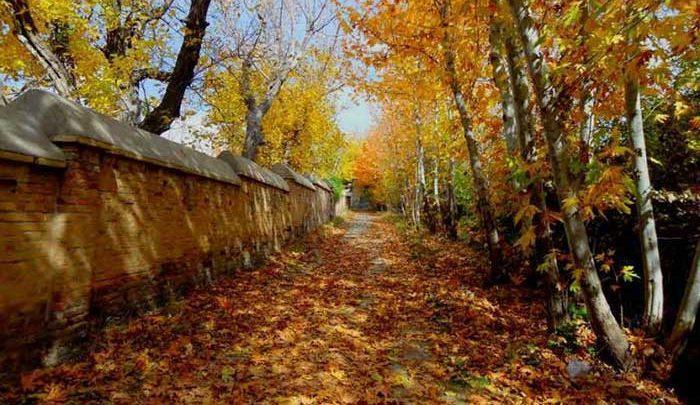 مقصدهای رویایی پاییز